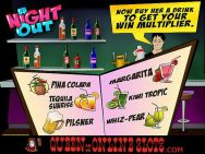 A Night Out Slots Drink Multiplier