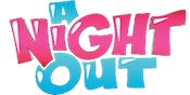 A Night Out Slots Logo Large