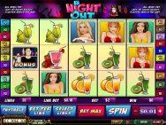 A Night Out Slots Screenshot