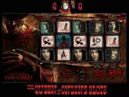A Nightmare on Elm Street Slots Screenshot