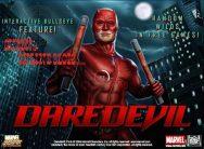 Daredevil Slots Intro Page