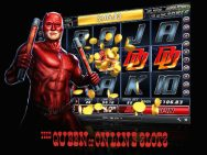 Daredevil Slots Promotional Page