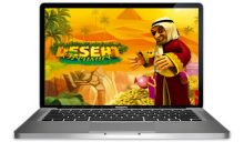 Desert Treasure Slots Featured Image
