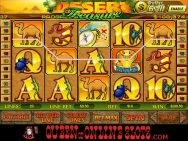 Desert Treasure Slots Wild Win