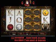 Game of Thrones Slots Screenshot
