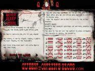 Nightmare on Elm Street Slots Paylines