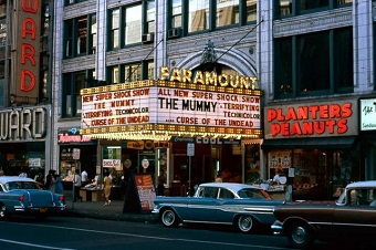 Paramount Movie Theater