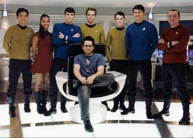 Star Trek 2009 Full Cast