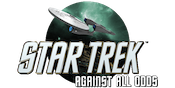 Star Trek: Against All Odds Slots Large Logo