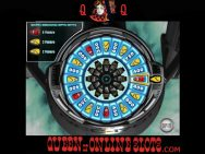 Star Trek Against All Odds Bonus Wheel