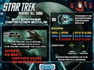 Star Trek Against All Odds Slots Enterprise Defender Bonus Screenshot