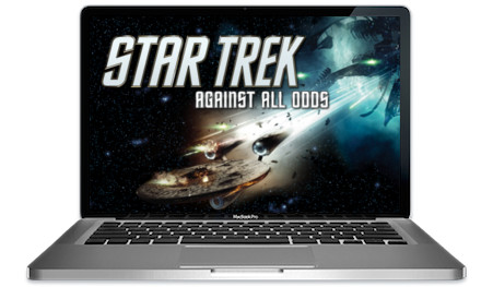 Star Trek Against All Odds Slots Featured Image