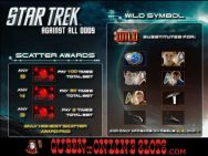 Star Trek Against All Odds Scatter Awards