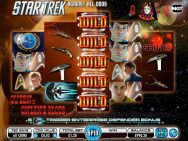 Star Trek Against All Odds Slots Stacked Wilds Screenshot