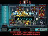 Wolverine Slots Big Win