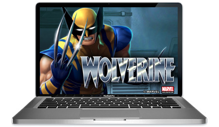 Wolverine Slots Featured Image