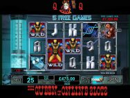 Wolverine Slots Free Spins Mode