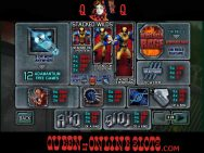 Wolverine Slots Pay Table