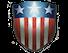 Captain America Slots Logo Small