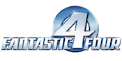 Fantastic Four Logo Large