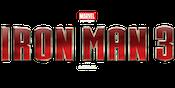 Iron Man 3 Logo Large