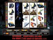 Batman Slots Bonus Bet Activated