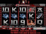 Elektra Slots Throwing Stars