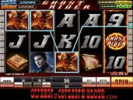 Ghost Rider Slots Demon