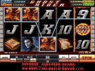 Ghost Rider Slots Demon