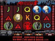 Hellboy Slots Reels
