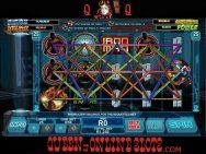Iron Man 3 Multi-Line Win