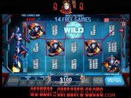 Iron Man 3 Slots Wild Win