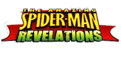 Spider-Man Revelations Slots Large Logo