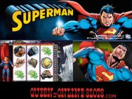 Superman Slots Collage