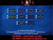 Fantastic Four Slots Paylines