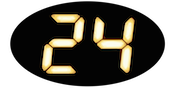 24 Slots Large Logo