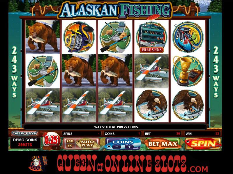 Alaskan Fishing Slots