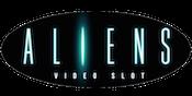 Aliens Slots Large Logo