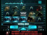 Aliens Slots Screenshot 1