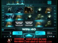 Aliens Slots Screenshot 2