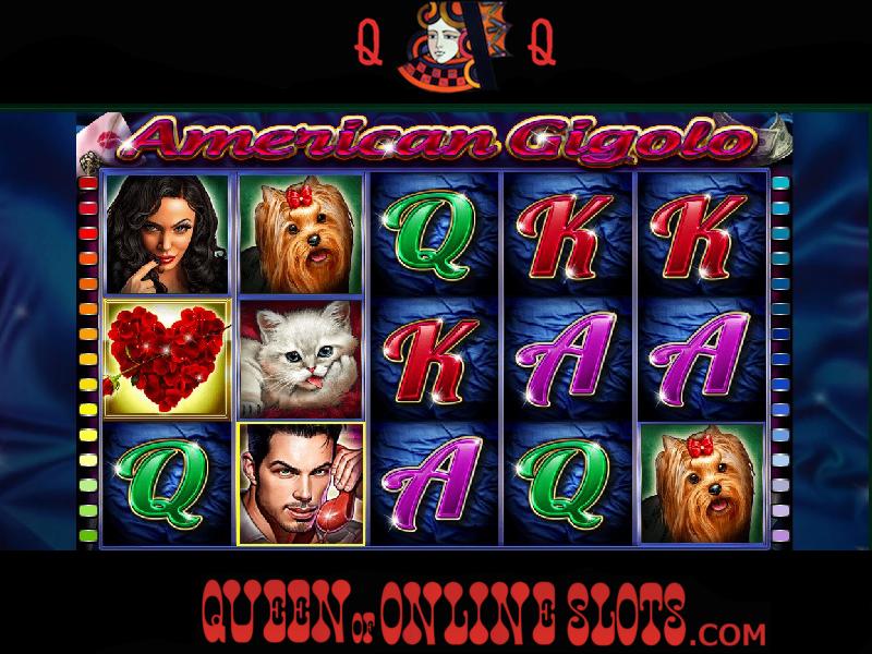 American Gigolo Slot Machine