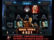 Battlestar Galactica Slots Screenshot 6