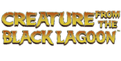 Creature From the Black Lagoon Slots Large Logo
