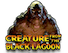 Creature From the Black Lagoon Slots Small Logo