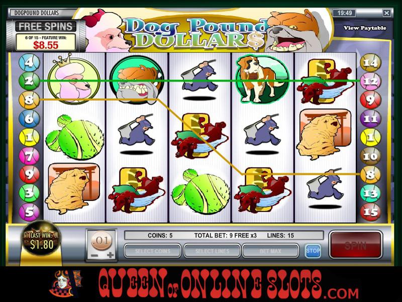 Spiele Dog Pound Dollars - Video Slots Online