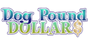 Dog Pound Dollars Slots Large Logo