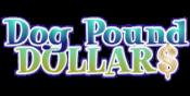 Dog Pound Dollars Slots Large Logo