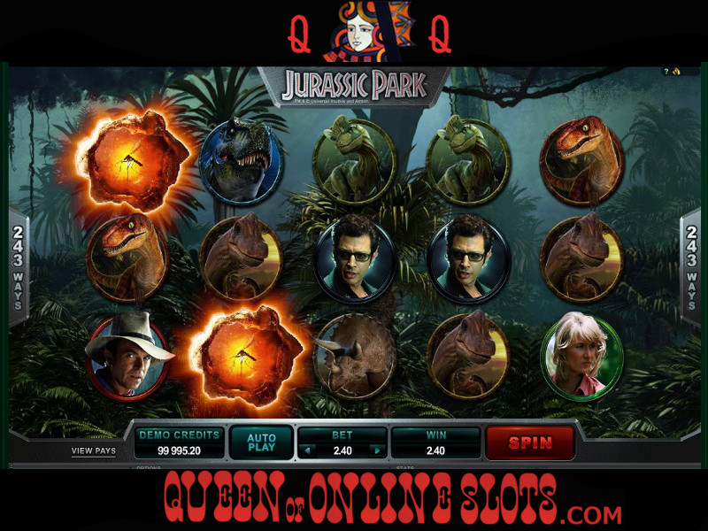 Jurassic Treasure Slots - Try this Online Game for Free Now