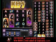 Kiss Slots Screenshot 1