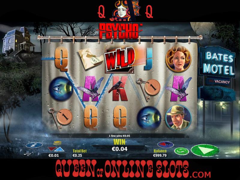 Psycho Slots Queen Of Online Slots